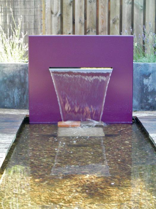wasserfalle im garten, wasserfälle im eigenen garten | informationsseite zu springbrunnen, Design ideen