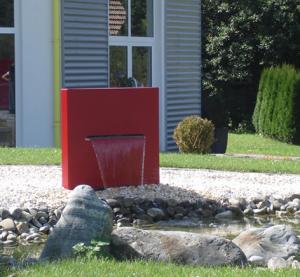 mini wasserfall garten – usblife, Hause und garten