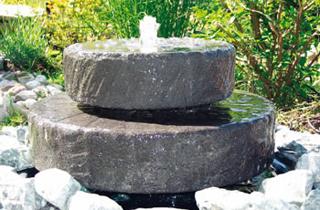 Kleiner Springbrunnen