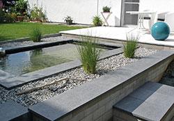 Informationen zu Springbrunnen, Wasserspiele, Gartenambiente und mehr
