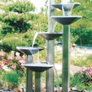 Wasserspiele und Springbrunnen – wo liegt der Unterschied?