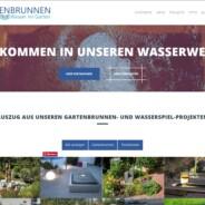 Neue Informationsseite zu Gartenbrunnen